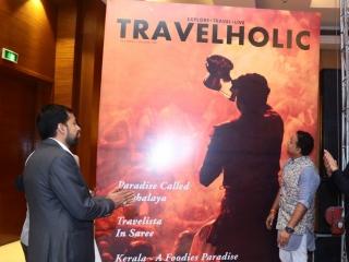 Travelholic Magazine Launch Event